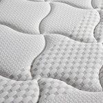 Matelas Paris 140X200 à mémoire de Forme | 18 cm Épaisseur | 2 cm de Mousse à mémoire de Forme de 65 kg/m3 | Foam AirSistem | Extrêmement Durable | Certification ISO 9001® de la marque Marckonfort image 1 produit