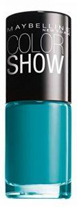 Maybelline New York Colorshow - Vernis à ongles -120 URBAN TURQUOISE - Vert intense de la marque Maybelline-New-York image 0 produit