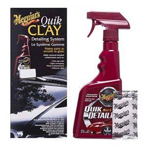 Meguiar's ME G1116 Pack Quik Clay Système Gomme Set de 2 de la marque Meguiars image 0 produit