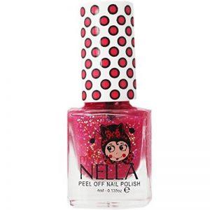 Miss Nella spécial vernis à ongles pour enfant avec Peel-Off Base d'Eau Formule de la marque MissNella image 0 produit
