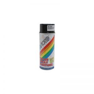 MOTIP - BOMBE DE PEINTURE MOTIP GLYCERO BRILLANT NOIR BRILLANT spray 400ml (01602) de la marque Motip image 0 produit