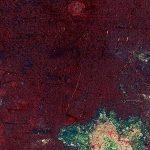 murando Papier peint adhesif PURO 10 m sans repetition papier peint mural decoratif pour cuisine et salon feuille autocollante tapisserie murale autocollante rouge beton f-A-0701-j-a de la marque murando image 2 produit