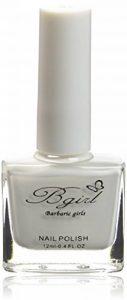 nageldecoratie Vernis à ongles mat, blanc, 12ml de la marque Nageldecoratie image 0 produit