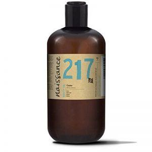 Naissance Huile de Ricin (n° 217) Pressée à froid - 500ml - 100% pure, végan, sans hexane, sans OGM de la marque Naissance image 0 produit