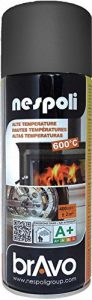 NESPOLI Aérosol Hautes Temperatures Noir de la marque NESPOLI image 0 produit