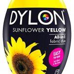 Nouveau Dylon Jaune De Tournesol Machine Colorant écosser 350g 2 pack de la marque D ylon image 1 produit