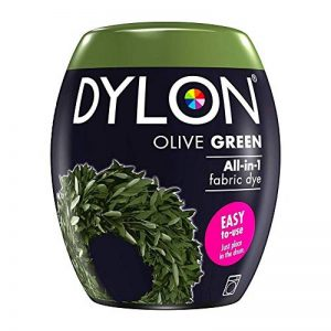 Nouveau Dylon Machine Colorant écosser 350g - Gamme complète de nouvelles couleurs disponibles! (Olive Verte) de la marque D ylon image 0 produit