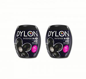 Nouveau Dylon Noir Intense Machine Colorant écosser 350g 2 pack de la marque D ylon image 0 produit