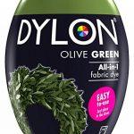 Nouveau Dylon Olive Verte Machine Colorant écosser 350g 2 pack de la marque D ylon image 1 produit