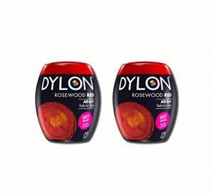 Nouveau Dylon Palissandre Rot Machine Colorant écosser 350g 2 pack de la marque D ylon image 0 produit