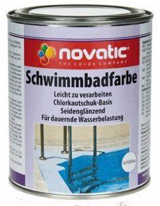novatic Peinture pour piscine de la marque Novatic image 0 produit