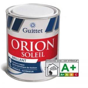 ORION SOLEIL BRILLANT - GUITTET - Peinture - Laque glycéro Blanc - Brillant 3.00Litre de la marque Guittet image 0 produit