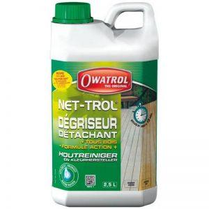 Owatrol 822 Net-Trol Dégriseur pour bois 2,5 L de la marque Owatrol image 0 produit