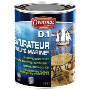 Owatrol D1 Saturateur pour bois durs 1 L de la marque Owatrol image 0 produit