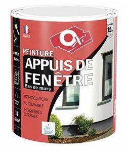 Oxi OXSAF1BL15 Peinture appuis fenêtre 1 L Blanc de la marque Oxi image 0 produit