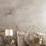 Papier Peint Moderne Fond Grande Peinture Vieux Mur De Béton Hôtel Salle De Bain Murale Pour Le Salon 3D Imitation Tissu De Soie 300X210Cm de la marque zpbzambm image 1 produit