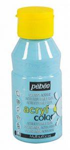 Pébéo 384133 Acrylcolor Peinture Bleu Pastel 13,5 x 7 x 7 cm de la marque Pébéo image 0 produit