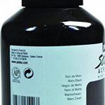 Pébéo Peinture Acryliques Pot de 500 ml Noir de Mars de la marque Pébéo image 2 produit