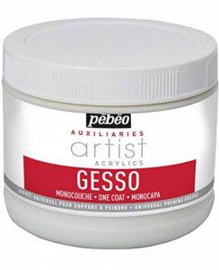 Pebeo Gesso Monocouche 500 ml de la marque Pébéo image 0 produit