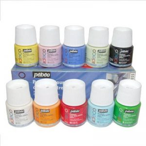 Pebeo PbO Deco Brillant Couleurs 10x 45ml de peinture acrylique de la marque Pébéo image 0 produit