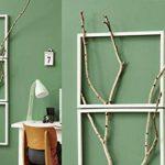 Peinture acrylique aspect satin Aqua déco - Murale - 34 couleurs - 750 ml - 7.5 m² (Blanc) de la marque BOX-DECO-COULEURS image 3 produit