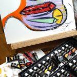 peinture acrylique pas cher pour mur TOP 1 image 3 produit