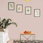 Peinture Acrylique pour murs Satin Lessivable - Rose Poudré - POK SATIN - 5 L + BAC OFFERT de la marque Pok image 3 produit