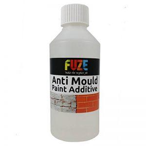 Peinture Anti-moisissure Additive. Additif pour peinture 250 ml-Formule concentree Traite jusqu'à 12 litres créer votre peinture Peinture Anti-moisissure de la marque Fuze image 0 produit