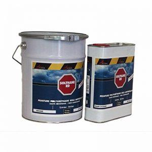 Peinture antidérapante sol extérieur escalier bateau carrelage béton bois métal SOLTHANE RD de la marque ARCANE-INDUSTRIES image 0 produit