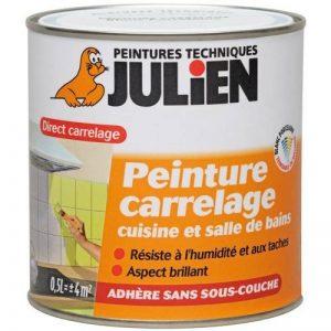 Peinture carrelage - 0.5 L - figue de la marque Julien image 0 produit