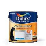 Peinture Color Resist Dulux Valentine - Lessivable et resistante pour Murs & Boiseries - aspect Mat Roc Blanc 2,5 L - Dulux Valentine de la marque DULUX-VALENTINE image 2 produit