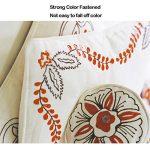 Peinture de couleur de tissu de 12 couleurs avec la palette par Maigcdo, couleurs vives Colorant de peinture de textile professionnel pour les vêtements, tissu, toile, bois (12ml) de la marque Magicdo image 3 produit