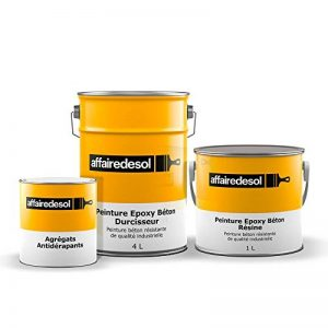 peinture de sol epoxy antidérapante TOP 6 image 0 produit