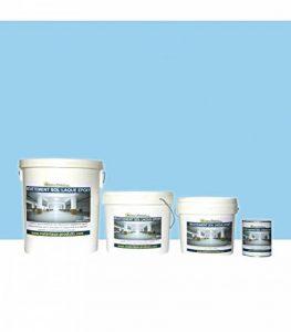 Peinture de Sol Laque Epoxy Bleu Piscine 10 Kg Bleu piscine de la marque MATPRO image 0 produit
