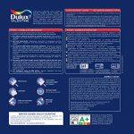 Peinture Dulux Valentine pour murs et boiseries - Couleurs Du Monde Edition Collector Londres Intense (Taupe) Satin 2,5L de la marque DULUX-VALENTINE image 1 produit