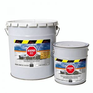 Peinture epoxy décorative sol salon laque cuisine salle de bains REVEPOXY DECO de la marque ARCANE-INDUSTRIES image 0 produit