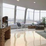 Peinture epoxy décorative sol salon laque cuisine salle de bains REVEPOXY DECO de la marque ARCANE-INDUSTRIES image 1 produit