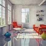 Peinture epoxy décorative sol salon laque cuisine salle de bains REVEPOXY DECO de la marque ARCANE-INDUSTRIES image 2 produit