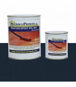 Peinture EPOXY sol et mur MAT Gris Anthracite 1 Kg Gris anthracite de la marque MATPRO image 0 produit