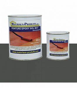 Peinture EPOXY sol et mur MAT Gris Basalte 1 Kg Gris basalte de la marque MATPRO image 0 produit