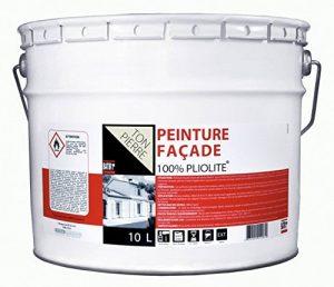Peinture façade 100 % piolite® Batir 1er - Seau 10 l - Ton pierre de la marque RECA image 0 produit