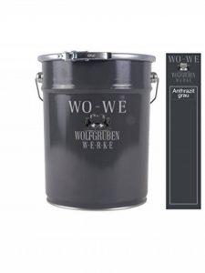 Peinture Fer Metal pour protéger | Anthracite Gris similaire RAL 7016-5L de la marque Wowe image 0 produit