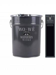 Peinture Fer Metal pour protéger | Profond Noir similaire RAL 9005-5L de la marque Wowe image 0 produit
