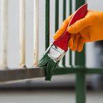 Peinture Fer Metal pour protéger | Profond Noir similaire RAL 9005-5L de la marque Wowe image 1 produit