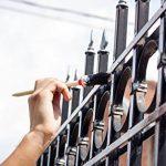 Peinture Fer Metal pour protéger | Profond Noir similaire RAL 9005-5L de la marque Wowe image 2 produit