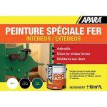 Peinture FER SATIN 2.5 litres Rouge agricole (RAL 3016) de la marque APARA image 1 produit