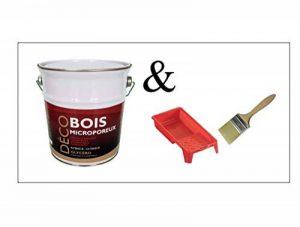 Peinture glycéro Fer Antirouille métaux 2,5L - RAL 5008 Bleu gris + Bac et Brosse OFFERTS de la marque ICOPEINT image 0 produit