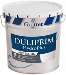 Peinture GUITTET DULIPRIM HYDROPLUS BLANC 15 LITRES de la marque GUITTET image 0 produit