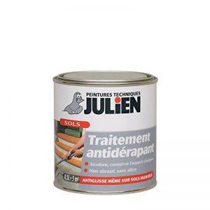 Peinture JULIEN glisspas - traitement antidérapant incolore satiné 0,5L de la marque Julien image 0 produit