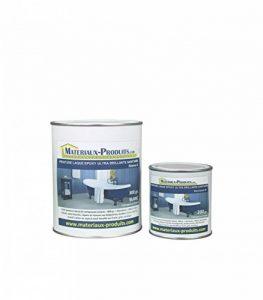 Peinture laque epoxy ultra brillante sanitaire 1 Kg Blanc Ultra Brillant de la marque MATPRO image 0 produit